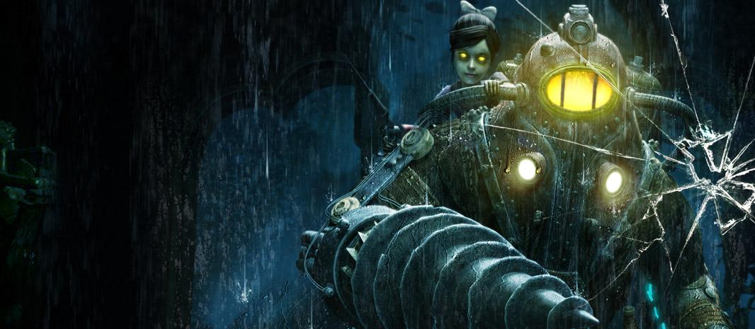 (E3 2007 ) Douze nouvelles images de BioShock