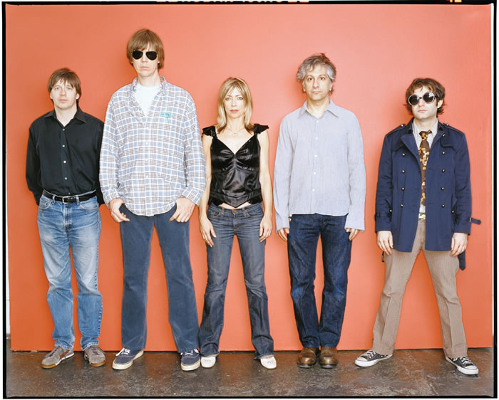 Sonic Youth avec Jim O Rourke (2000/2005)