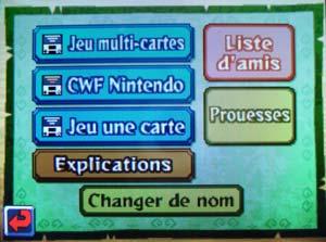 Cartes, chez Nintendo ca veut dire cartouche de jeu