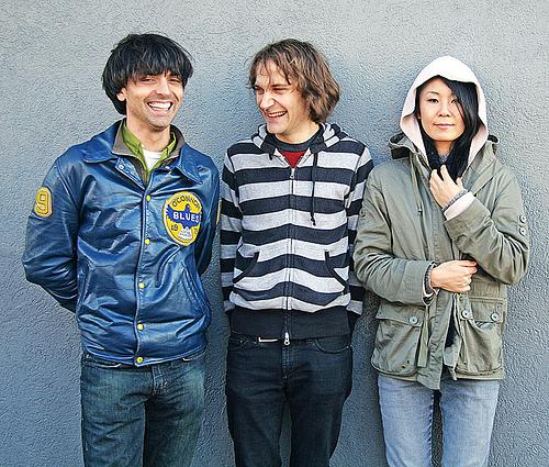 enon - trio rock