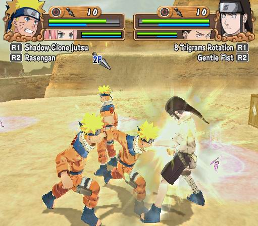 Naruto Uzumaki Chronicles 2 A