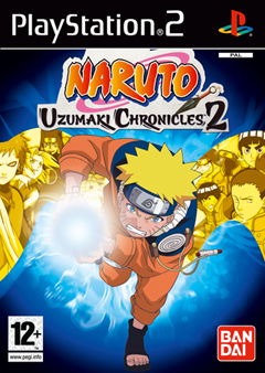 Naruto Uzumaki Chronicles 2 - cover