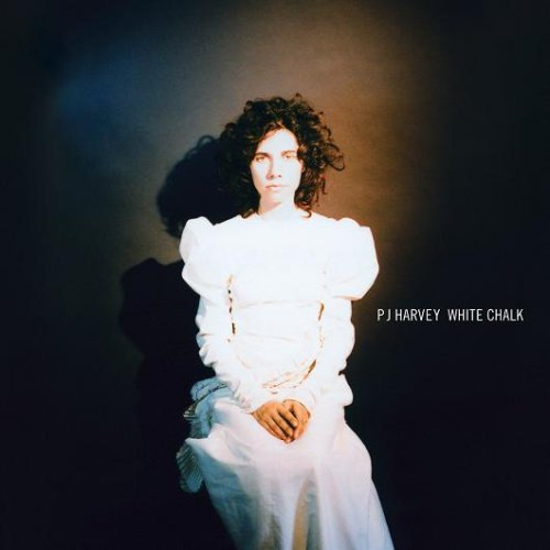 pj harvey white chalk cover