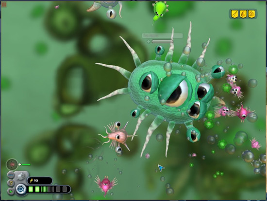 Spore micro organisme