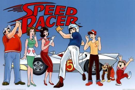 Speed Racer la série anime