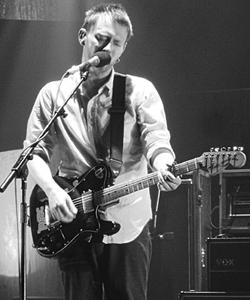 Thom Yorke Talentueux et Inspiré