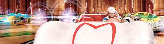 Speed Racer film frêre Wachowski