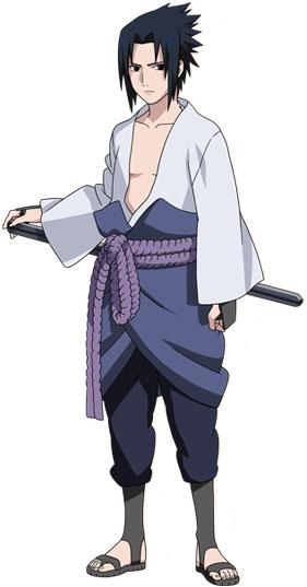Uchiwa Sasuke Evil