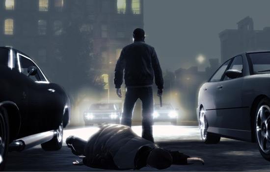 Visuels GTA4