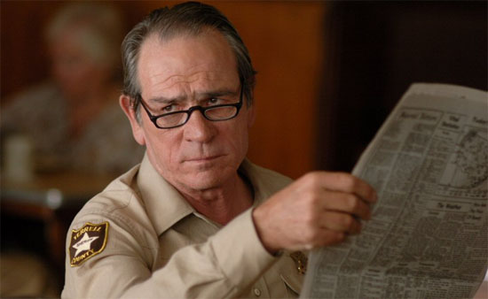 tommy lee jones dans no country for old men