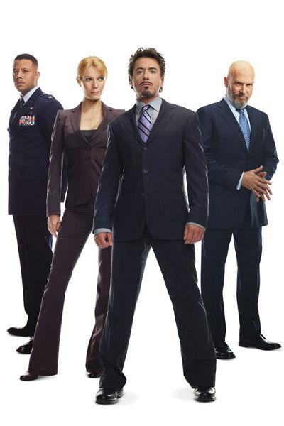 le casting de Iron Man