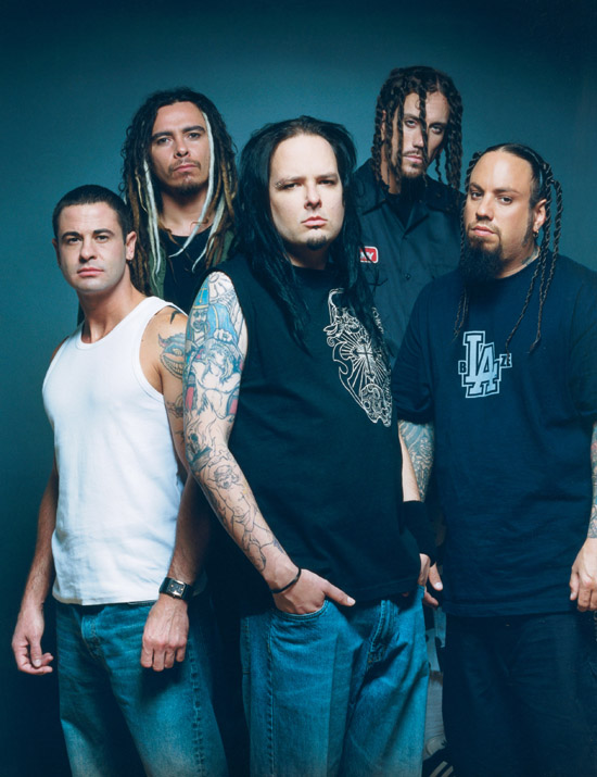 Korn Formation origine - 1993/2004