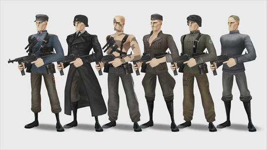 Battlefield Heroes modifier votre personnage