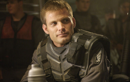 Starship Troopers 3 Johnny Rico Alias Casper Van Dien