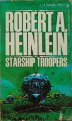 Starship Troopers  Etoiles garde à vous le livre de Robert A Heinlein