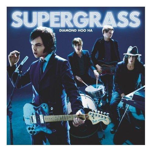 Supergrass diamond hoo ha man - pochette cover