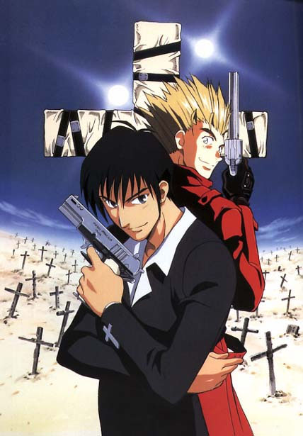 Le film Trigun : Vash vs Wolfwood !
