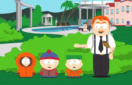 South Park gratuit