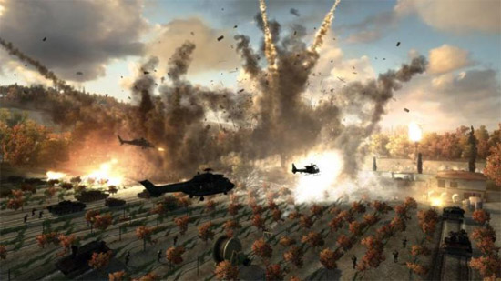 Visuels World in Conflict