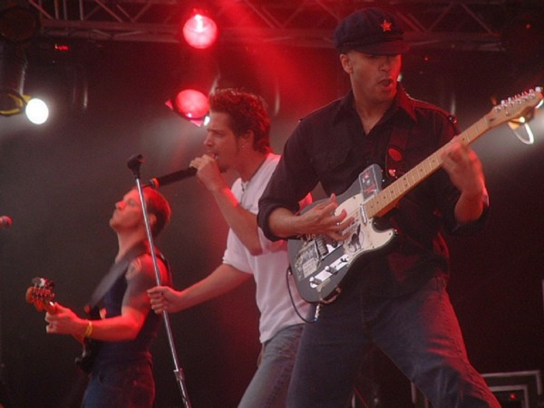 Chirs Cornell Audioslave