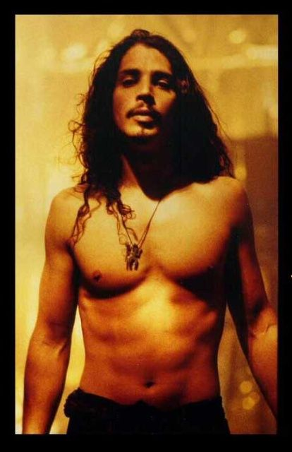 Chirs Cornell Soundgarden
