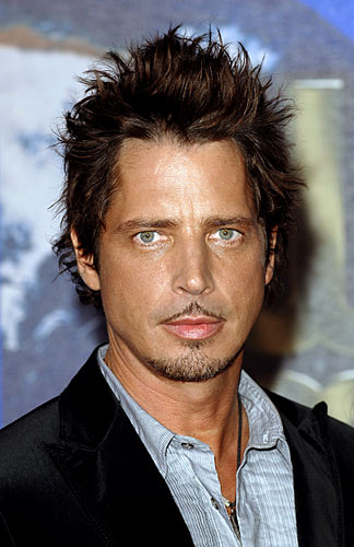 Chris Cornell beau