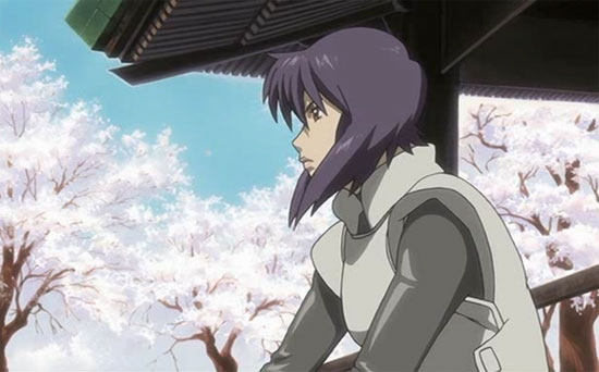 Ghost in The Shell en film live !