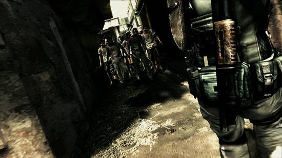 Resident Evil 5 : 3 nouvelles images [brève]