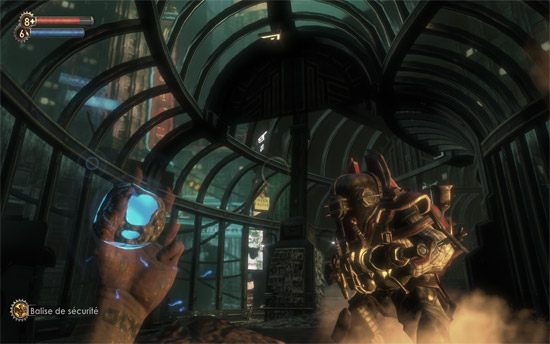 Architecture de Bioshock