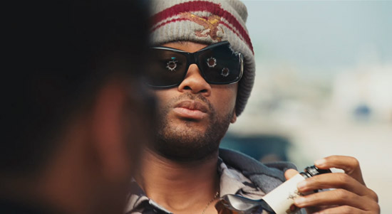 Des visuels du film de Super Heros Hancock avec Will Smith
