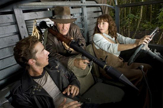 Indiana Jones 4 : Nouvelle bande annonce à 2 semaines de la sortie