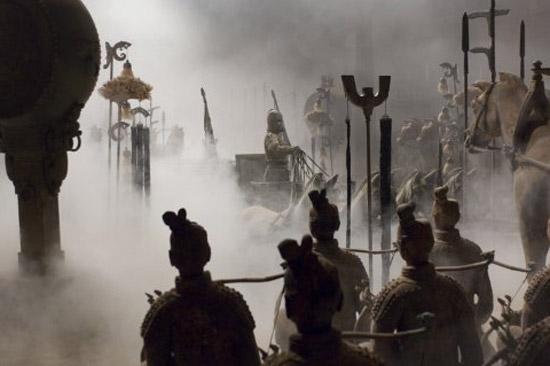 Visuel de la Momie 3 la tombe de l'empereur dragon