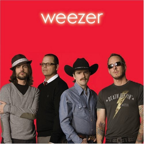 Weezer : single pork and beans sur le red album