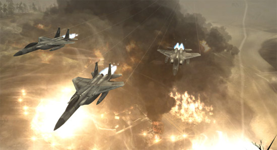 World in Conflict multijoueur gratuit