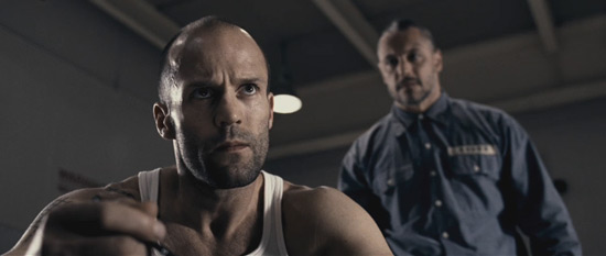 Death Race avec Jason Statham