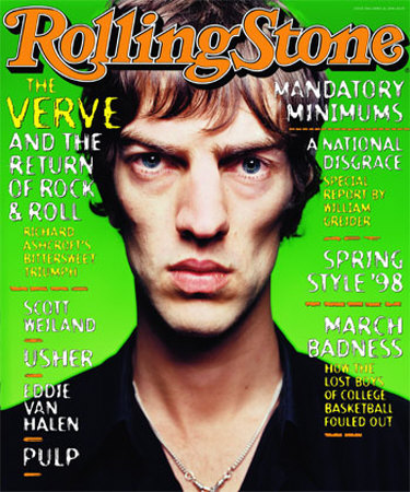 Richard Ashcroft - The Verve