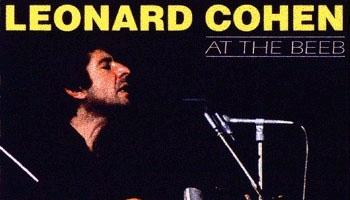 Leonard Cohen 2008, live en Europe !