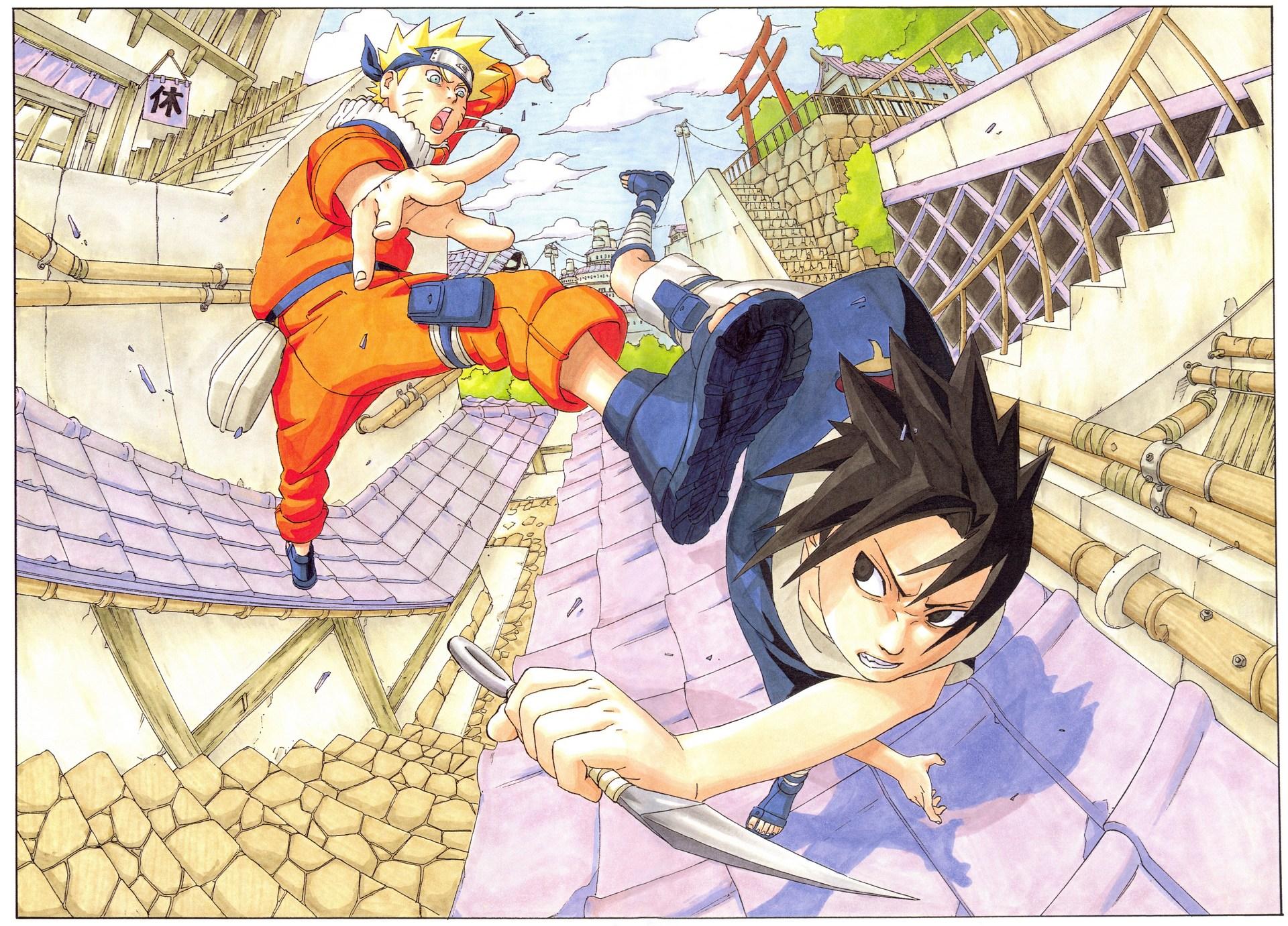 Naruto de Masashi Kishimoto