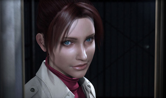 Claire Redfield Resident Evil Degeneration