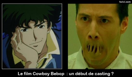 Un film live Cowboy Bebop annoncé par la Fox