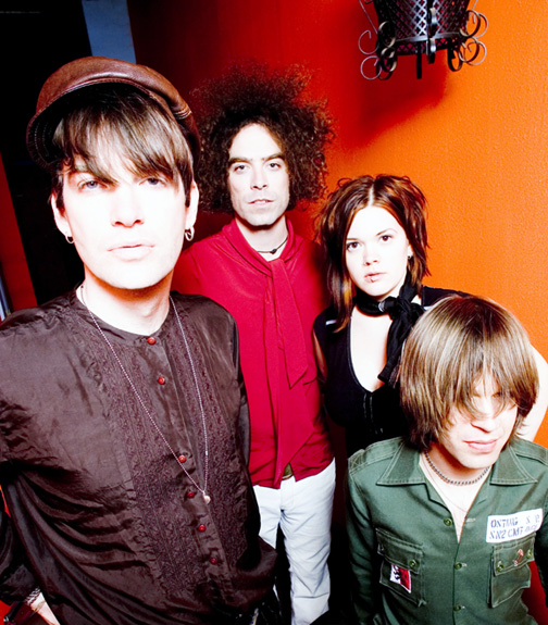 Nouvel album « Earth to The Dandy Warhols »