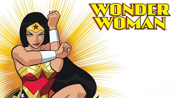 Wonder Woman : nouveau film d'animation en vu
