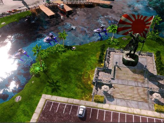 Command & Conquer : Alerte Rouge 3 : la cinématique