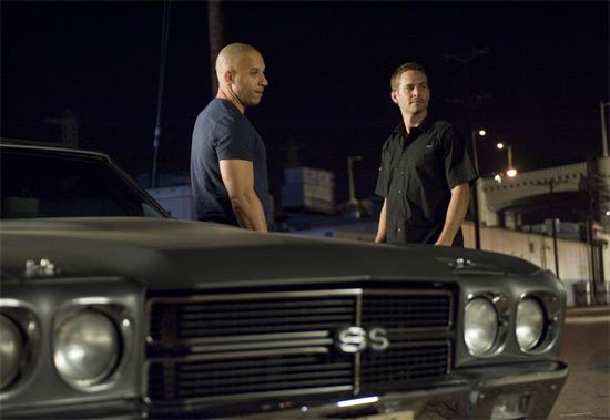 Fast & Furious 4 : Diesel roule au super
