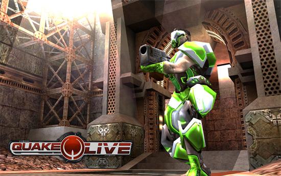 Quake Live : du gros frag online