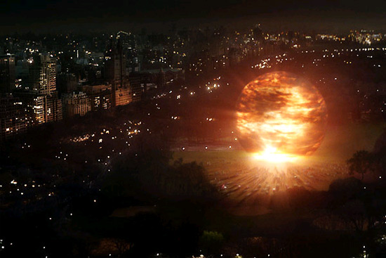 Le Jour où la Terre s'arrêta - La critique destructive