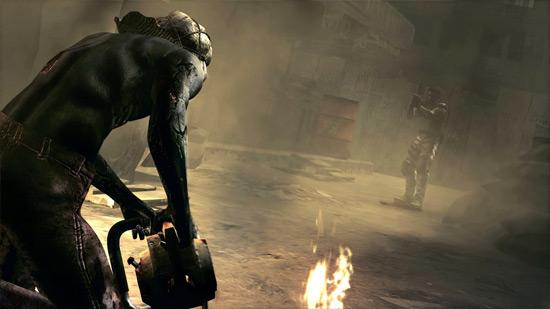 Resident Evil 5 - Le grand foutage de gueule ?