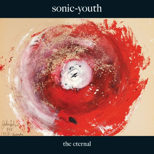 The eternal sonic youth pochette
