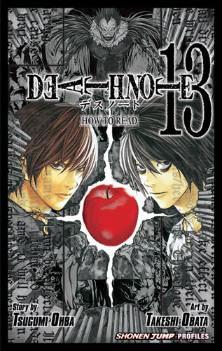 "Death note 13 ""how to read"" en français"