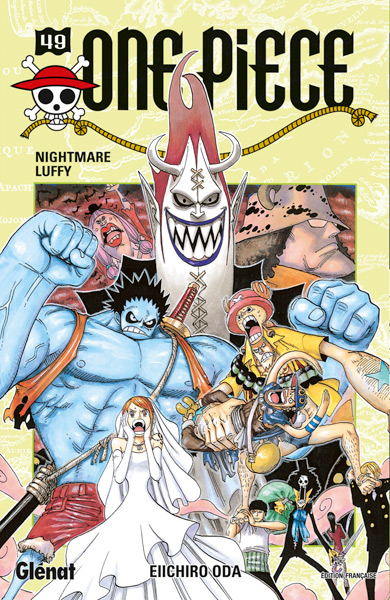 One piece Vol.49 : l'union fait la force !